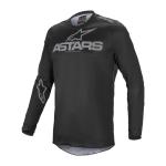 Alpinestars Cross Shirt 2022 Fluid Graphite - Zwart / Grijs