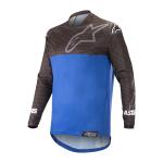 Alpinestars Cross Shirt 2021 Venture R - Blauw / Zwart