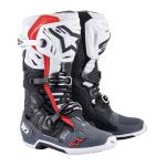 Alpinestars Crosslaarzen Tech 10 Supervented - Zwart / Wit / Rood