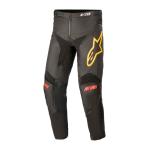 Alpinestars Kinder Crossbroek 2021 Racer Venom - Zwart / Rood / Oranje