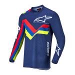 Alpinestars Cross Shirt 2022 Racer Braap - Donker Blauw