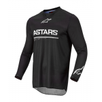 Alpinestars Cross Shirt 2022 Racer Graphite - Zwart