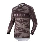 Alpinestars Cross Shirt 2022 Racer Tactical - Zwart / Grijs