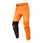 Alpinestars Crossbroek 2022 Supertech Blaze - Oranje / Zwart / Fluo Geel