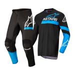 Alpinestars Crosskleding 2022 Fluid Chaser - Zwart / Blauw