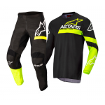 Alpinestars Crosskleding 2022 Fluid Chaser - Zwart / Fluo Geel