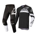 Alpinestars Crosskleding 2022 Fluid Chaser - Zwart / Wit