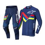 Alpinestars Crosskleding 2022 Racer Braap - Donker Blauw