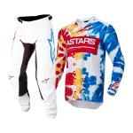 Alpinestars Crosskleding 2022 Racer Squad - Wit / Rood / Geel