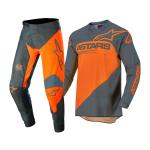 Alpinestars Crosskleding 2022 Racer Supermatic - Antraciet / Oranje