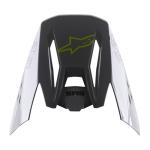 Alpinestars Helmklep S-M5 Bond - Zilver / Zwart / Fluo Geel / Groen