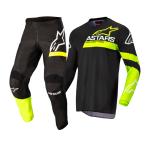 Alpinestars Kinder Crosskleding 2022 Racer Chaser - Zwart / Fluo Geel