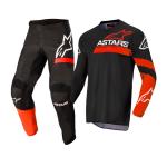 Alpinestars Kinder Crosskleding 2022 Racer Chaser - Zwart / Rood