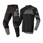 Alpinestars Kinder Crosskleding 2022 Racer Graphite - Zwart