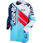 Answer Cross Shirt 2017 Elite - Blauw / Rood