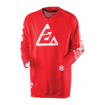 Answer Cross Shirt 2018 Elite Solid - Rood