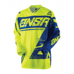 Answer Cross Shirt 2018 Syncron - Geel / Blauw