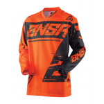 Answer Cross Shirt 2018 Syncron - Oranje / Grijs