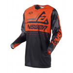 Answer Cross Shirt 2019 Elite Discord - Zwart / Oranje