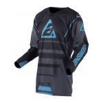Answer Cross Shirt 2019 Elite Force - Charcoal / Zwart / Astana