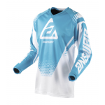 Answer Cross Shirt 2019 Syncron Air Drift - Wit / Astana
