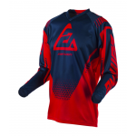 Answer Cross Shirt 2019 Syncron Drift - Helder Rood / Midnight