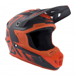 Answer Crosshelm 2019 AR-1 Edge - Charcoal / Flo Oranje
