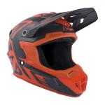 Answer Crosshelm 2019 AR-1 Edge - Charcoal / Flo Oranje