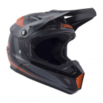 Answer Crosshelm 2019 AR-5 Pulse - Charcoal / Oranje