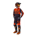 Answer Crosskleding 2019 Elite Discord - Zwart / Oranje