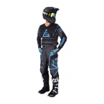 Answer Crosskleding 2019 Elite Force - Charcoal / Zwart / Astana