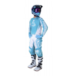 Answer Crosskleding 2019 Syncron Air Drift - Wit / Astana