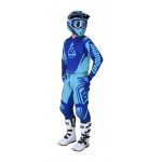 Answer Kinder Crosskleding 2019 Syncron Drift - Astana / Reflex Blauw