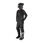 Answer Kinder Crosskleding 2019 Syncron Drift - Charcoal / Zwart
