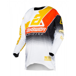 Answer Cross Shirt 2020 Elite Korza - Zwart / Wit / Bus / Oranje