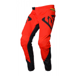 Answer Crossbroek 2020 Syncron Pro Glow - Rood / Zwart / Hyper Acid