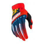 Answer Crosshandschoenen 2020 AR-3 Korza - Rood / Midnight / Pro Geel