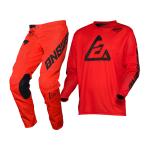 Answer Crosskleding 2020 Arkon Bold - Rood / Zwart