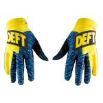 Deft Family Crosshandschoenen Catalyst Evident - Blauw / Geel
