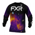 FXR Cross Shirt 2021 Clutch - Astro