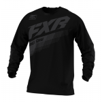 FXR Cross Shirt 2021 Clutch - Zwart Ops