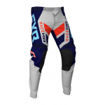 FXR Crossbroek Off-Road 2021 Podium - Licht Grijs / Navy / Nuke / Sky