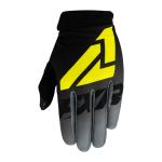 FXR Crosshandschoenen 2021 Clutch Strap - Zwart / Charcoal
