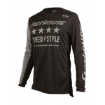 Fasthouse Cross Shirt 2019 Alpha L1 - Zwart