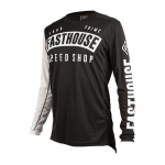 Fasthouse Cross Shirt 2019 Block L1 - Zwart
