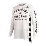 Fasthouse Cross Shirt 2019 Originals Air Cooled L1 - Wit