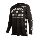 Fasthouse Cross Shirt 2019 Originals Air Cooled L1 - Zwart