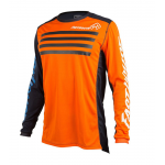 Fasthouse Cross Shirt 2019 Staple L1 - Oranje