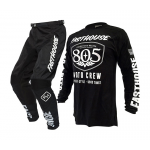 Fasthouse Crosskleding 805 Shield Air Cooled - Zwart