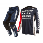Fasthouse Crosskleding Alpha L1 - Navy